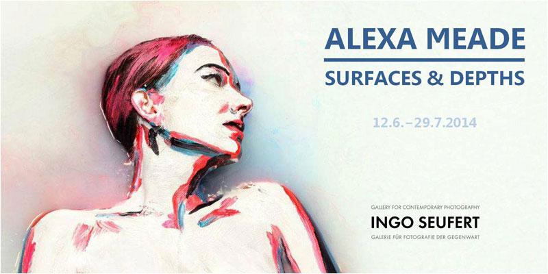 ALEXA MEADE – SURFACES & DEPTHS