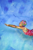 Swimming Along - 30x45.jpg
