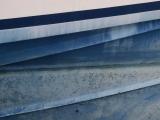 Blue hull, white top (2012)