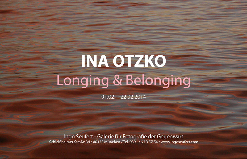 INA OTZKO – Longing & Belonging