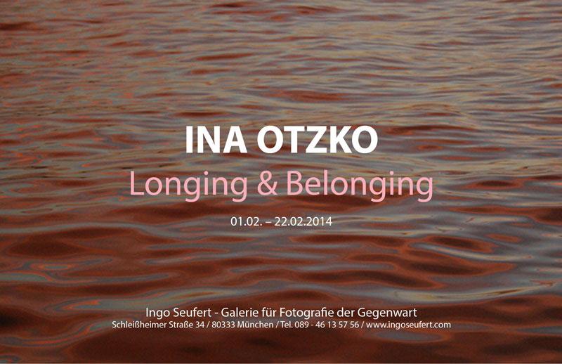 INA OTZKO – Longing & Belonging